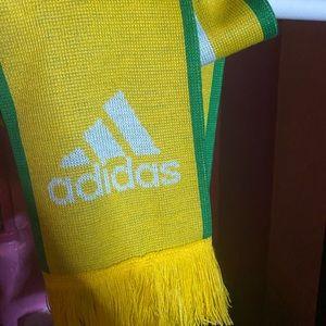 Brazil adidas scarf